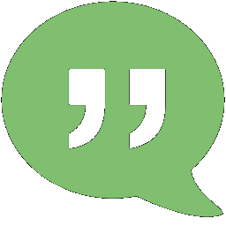 feedback-quote-green