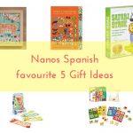 Nanos Spanish 5 Gift ideas